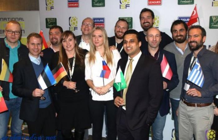 انتخاب شاهزيب ترنك والا نائبا لرئیس الاتحاد الدولي لكرة القدم السوكا