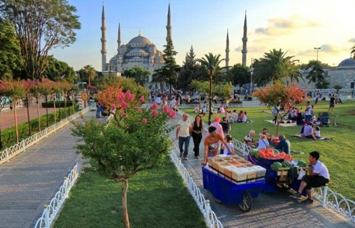 السياح الروس الأكثر توافداً على تركيا خلال 2017