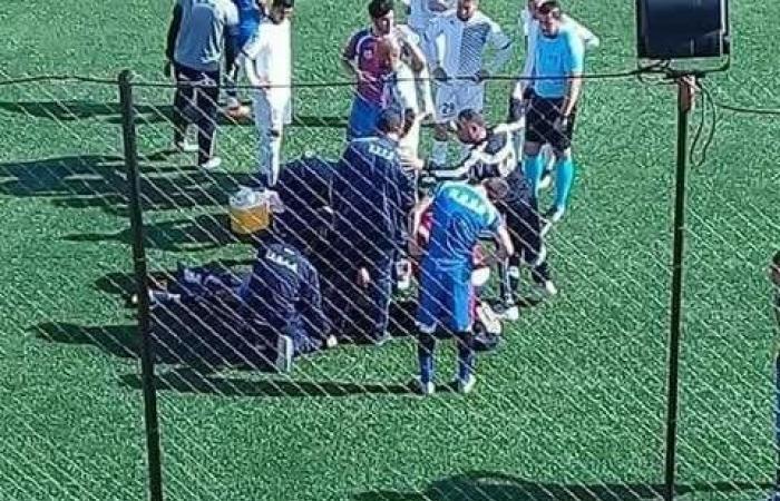حادثة وقعت كالصاعقة.. وفاة لاعب عربي عند الدقيقة الـ75 من المباراة