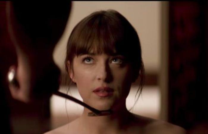 """بطلا """"Fifty Shades"""" يشرحان كيف يتم تصوير المشاهد الجنسية"""
