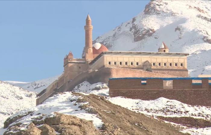 قصر إسحاق باشا.. تحفة معمارية تركية