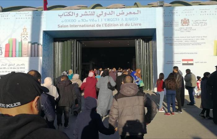 أكثر من نصف مليون زاروا معرض الكتاب بالمغرب
