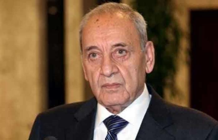 مؤتمر صحافي لبرّي يعلن فيه أسماء مرشّحيه