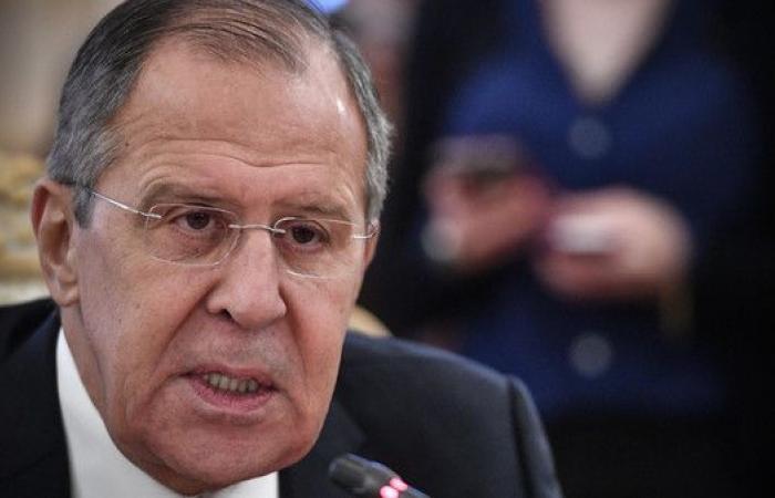 """لافروف يحذر أميركا من تقسيم سوريا.. """"لا تلعبوا بالنار"""""""