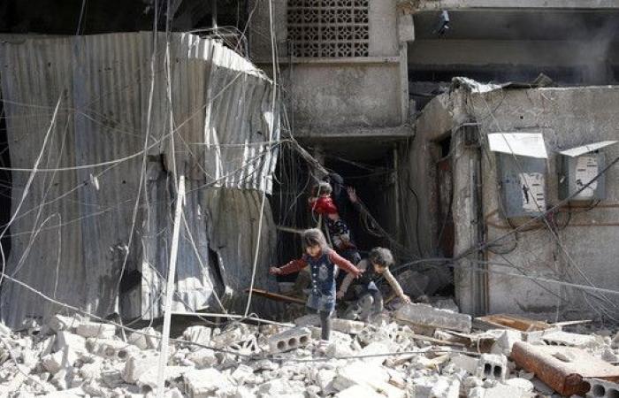 190 قتيلا و850 جريحا حصيلة غارات النظام على الغوطة