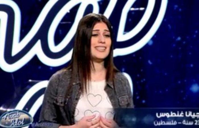 جيانا غنطوس من Arab Idol الى The Voice!