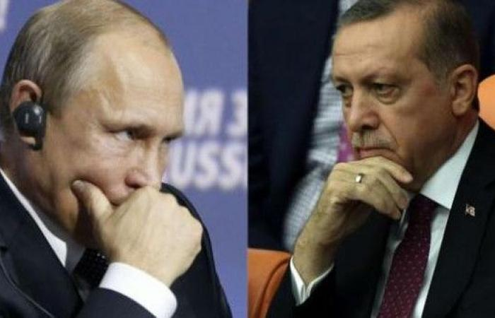 أردوغان وبوتين بحثا هاتفياً نقاط مراقبة جديدة في إدلب