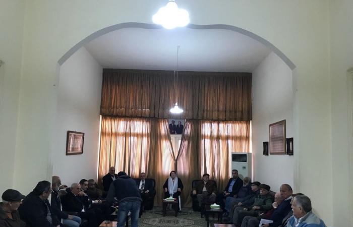 """""""لقاء الثلاثاء"""" يسأل: أين غرفة إدارة الكوارث في محافظة الشمال؟"""