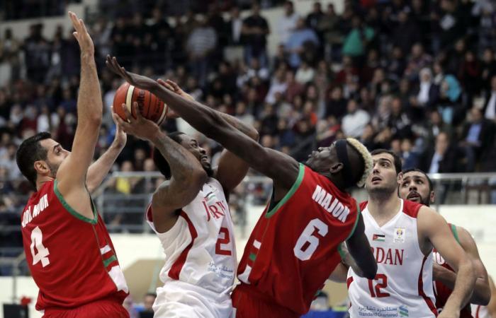 كرة سلة: لبنان يستعدّ لمواجهة سوريا في تصفيات كأس العالم