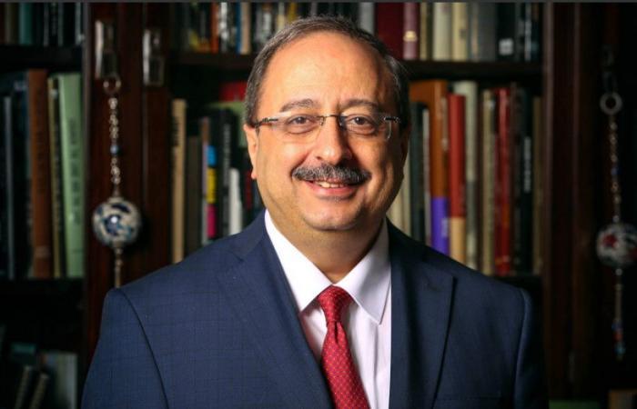 مخيبر أعلن ترشّحه عن المقعد الأرثوذكسي في المتن