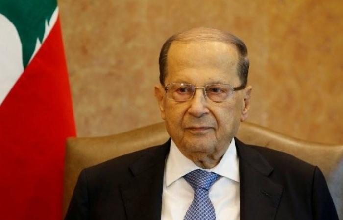 بالصورة.. الرئيس العراقي يفاجئ عون