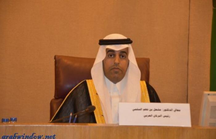 رئيس البرلمان العربي يدين  قتل المدنيين وقصف المستشفيات في الغوطة الشرقية ويُطالب بوقف فوري لإطلاق النار