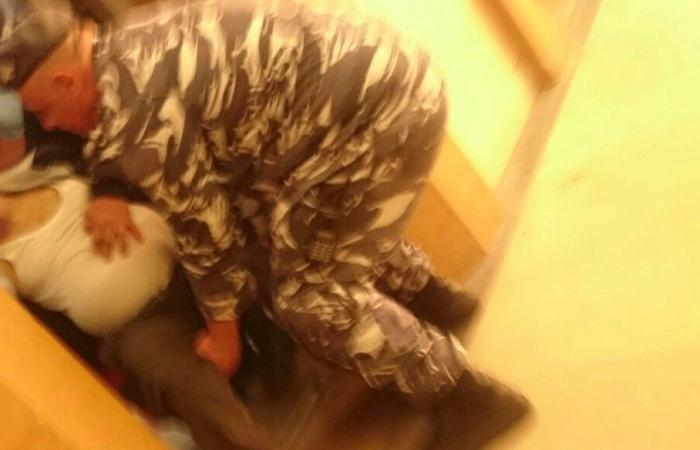 بالصورة: توفّي في قصر عدل طرابلس.. قبل دقائق من محاكمته