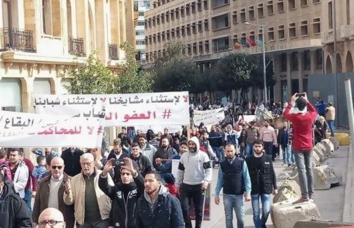 أهالي الموقوفين الإسلاميين يتحركون الجمعة: الشّعب يريد العفو العام الشّامل