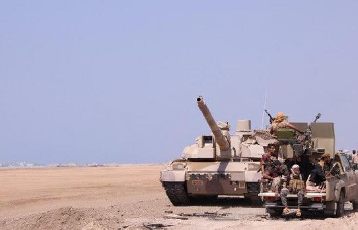 الجيش اليمني ينتزع مواقع جديدة من الحوثيين شمال لحج