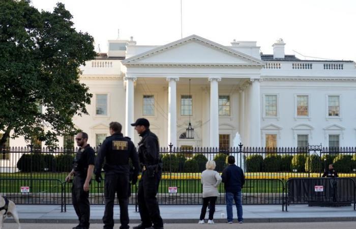 سيارة مشبوهة تربك الأمن قرب البيت الأبيض