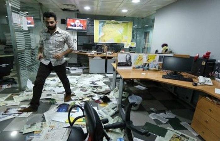 """ما جديد دعوى """"الشرق الاوسط"""" ضد عباس زهري ورفاقه؟"""