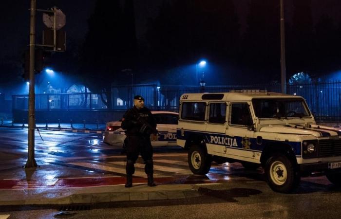 هجوم على السفارة الأميركية بالجبل الأسود