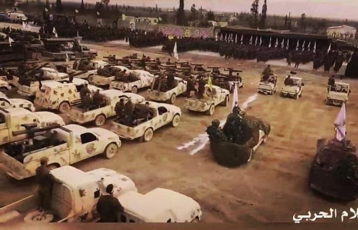 """هل تمركزت قوات حليفة لـ""""حزب الله"""" على الحدود اللبنانية؟"""