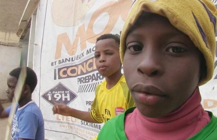 """على ماذا يتعلم أطفال موريتانيا """"قرع الطبول""""؟"""