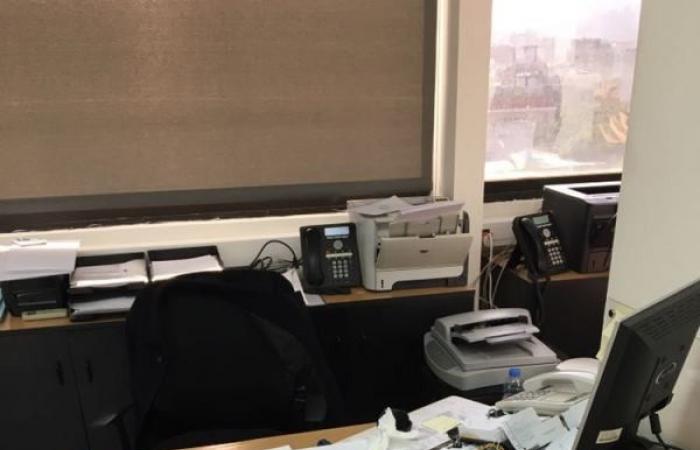 موظفو غرفة بيروت وجبل لبنان توقفوا عن العمل مطالبين بإنصافهم