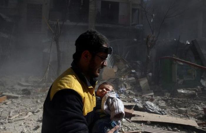 غارات جديدة على الغوطة.. قبل تصويت في مجلس الأمن