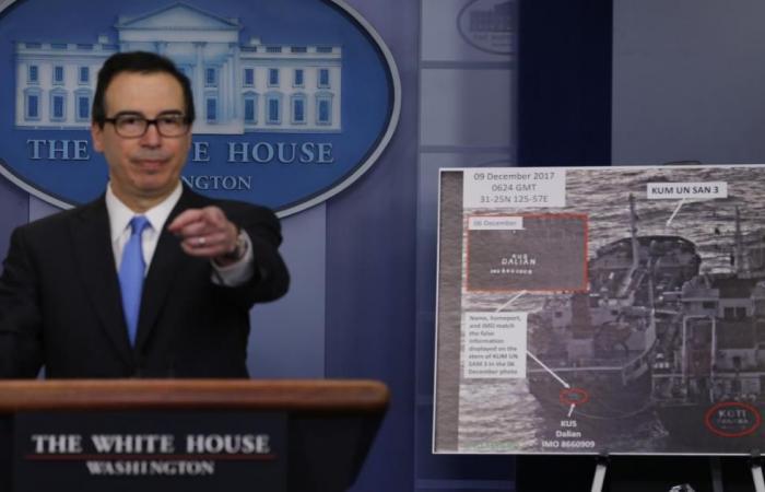 أقسى عقوبات أميركية على بيونغ يانغ ما طبيعتها؟