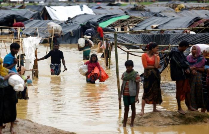 اليونيسيف: 720 ألف طفل روهينغي في خطر