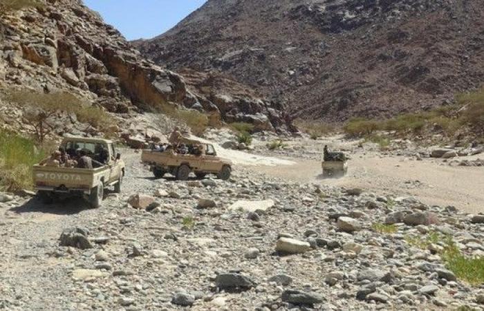 معارك عنيفة بين الجيش اليمني والميليشيات بالجوف