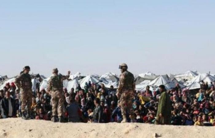 الأردن يعالج مرضى ومصابين سوريين عالقين في مخيم الركبان