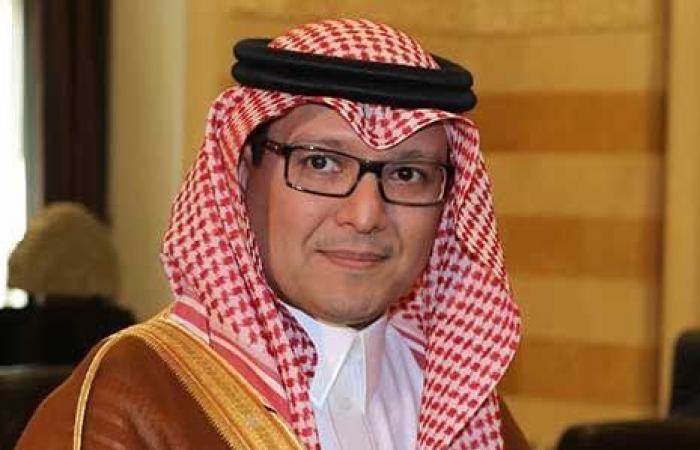 البخاري ينشر صورة من طائرة الموفد السعودي.. وهذا ما قاله