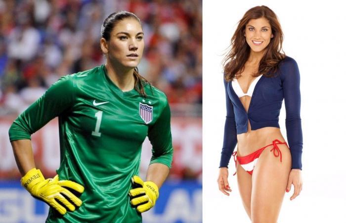 بالصور: تعرّف إلى لاعبة كرة القدم الأكثر إثارة في أميركا
