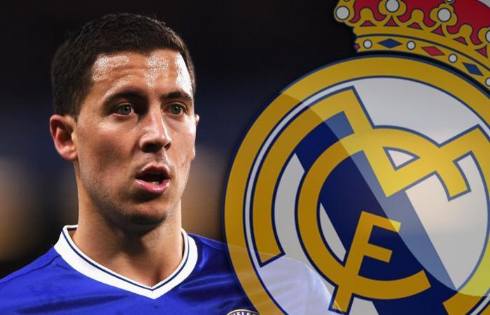 هازارد إلى ريال مدريد الصيف القادم!