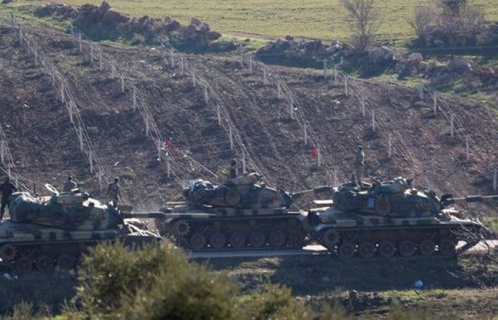 مقتل 17 من قوات الأسد والمقاتلين الأكراد بقصف تركي