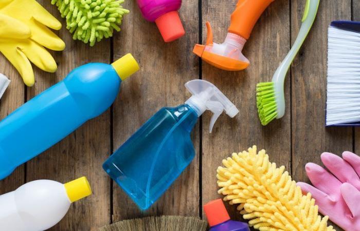 كيف تؤثر مستحضرات التنظيف المنزلي على وزنك؟