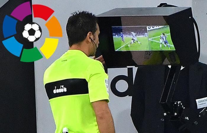 رسمياً: تقنية الفيديو تدخل الدوري الاسباني!