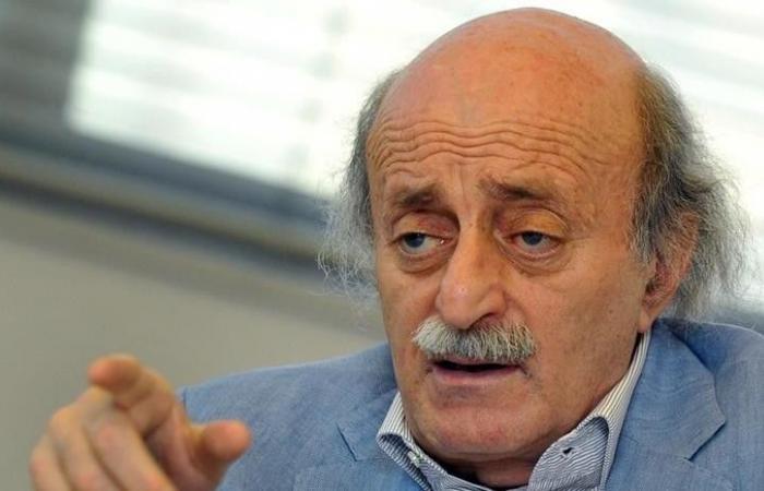 جنبلاط: لن ألتقي الأسد وتيمور على طريقي