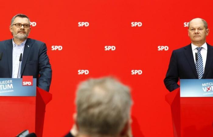أزمة تشكيل الحكومة الألمانية تقترب من نهايتها