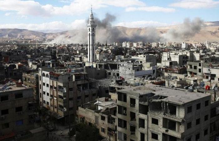 فرنسا تجري سلسلة مشاورات حول تنفيذ الهدنة في الغوطة