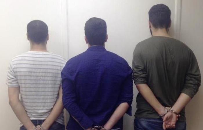 """بالصورة.. عصابة سرقة محلات OMT في بيروت وجبل لبنان بقبضة """"المعلومات"""""""