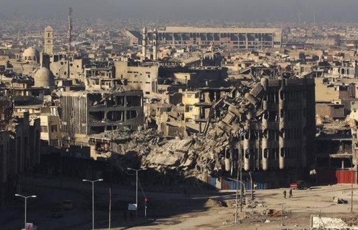 القبض على 17 عنصراً من داعش غرب الموصل بينهم قياديون