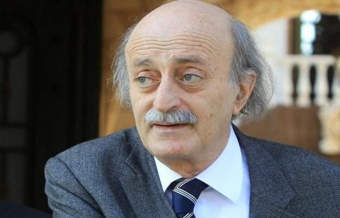 """جنبلاط يستعين بـ""""سالوفة على السلاطين"""" لتوصيف واقع لبنان"""