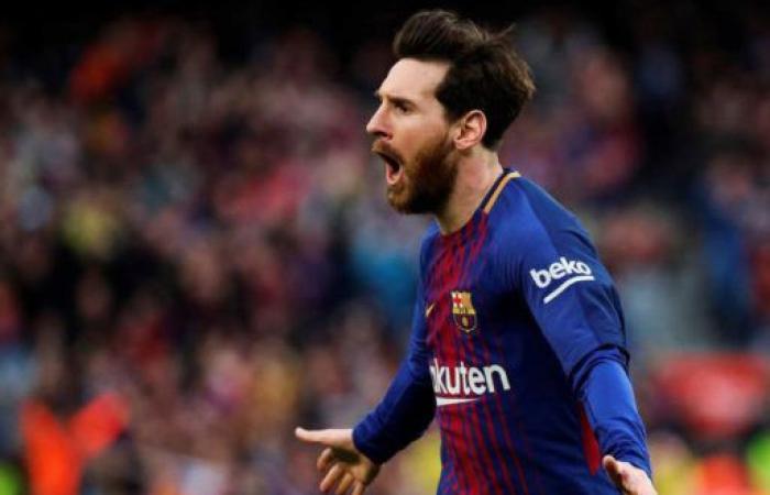 ميسي يمنح برشلونة رقما مميزا أمام أتلتيكو مدريد
