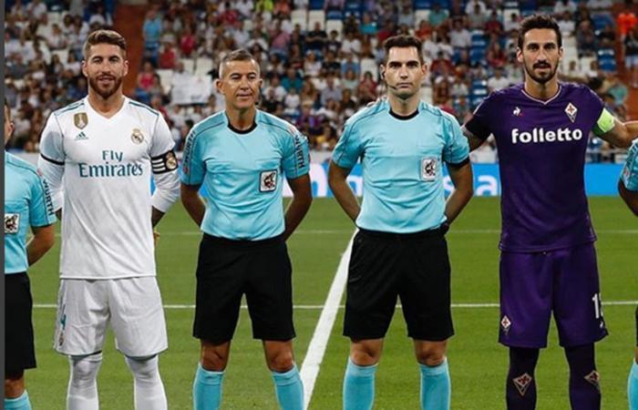 هكذا علّق ريال مدريد على وفاة قائد فيورنتينا