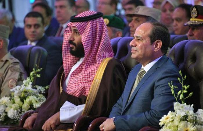 ولي العهد: العلاقات السعودية المصرية تستعصي على التخريب