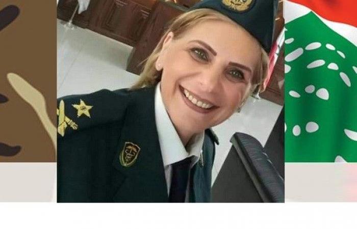 إبنة طرابلس.. أوّل إمرأة برتبة عميد في الجيش