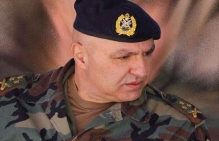 قائد الجيش: للبقاء على استعداد كامل لمواجهة كلّ الإحتمالات والتحديات