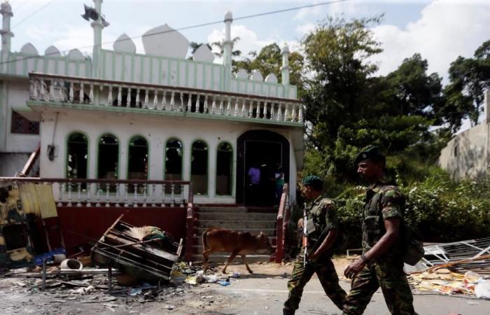 حزب بوذي يتضامن مع الأقلية المسلمة بسريلانكا