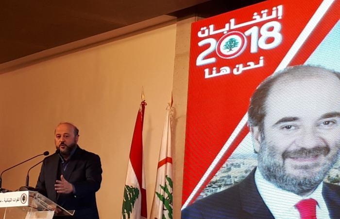 الرياشي: زحلة تخوض معركة كل لبنان