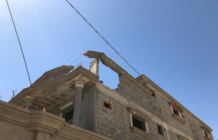 إصابة مقيمة بشظايا مقذوفات حوثية في نجران